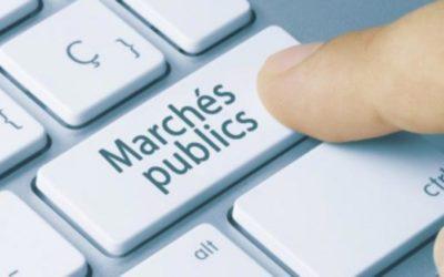 La dématérialisation des marchés publics