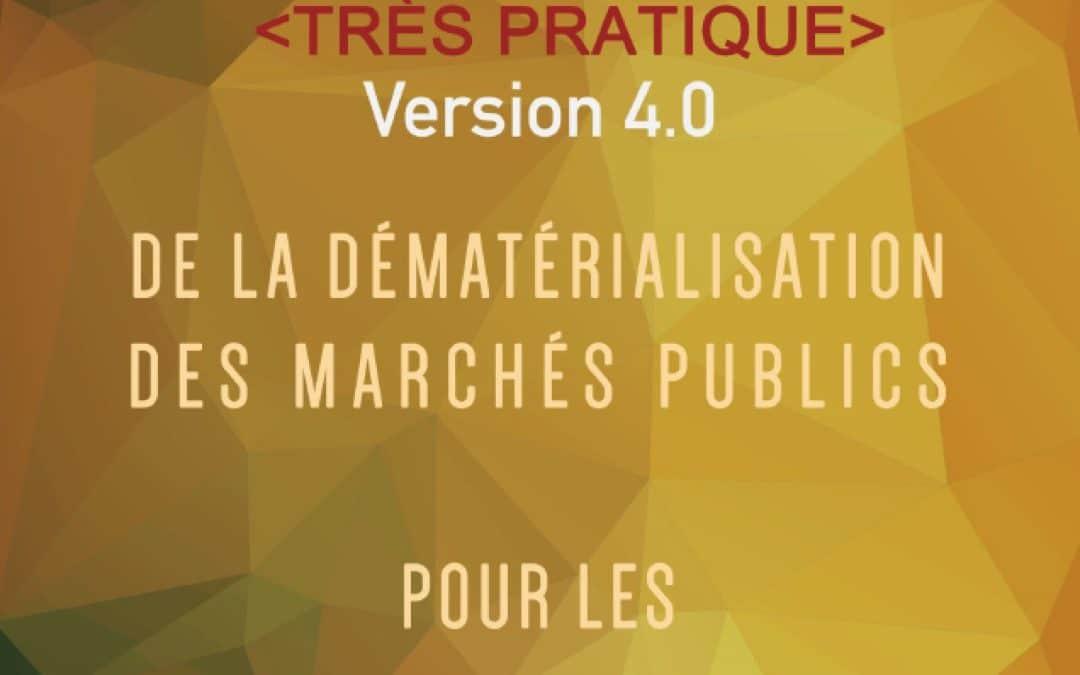 GUIDE DE LA DÉMATÉRIALISATION DES MARCHÉS PUBLICSPOUR LES ACHETEURS