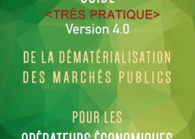 GUIDE DE LA DÉMATÉRIALISATION DES MARCHÉS PUBLICS POUR LESOPÉRATEURS ÉCONOMIQUES